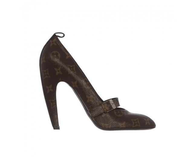 Louis Vuitton Zapatos Salón Monogram 40