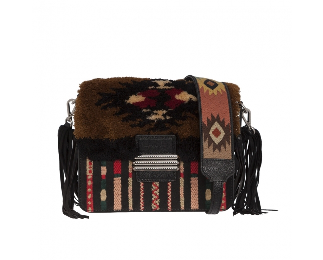 Etro Rainbow Crossbody Carpet