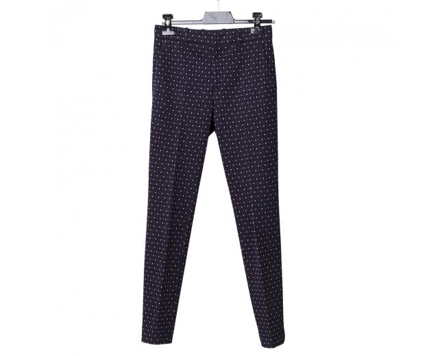 Gucci Pantalones Hearts Twill 60S T 36