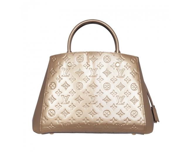 Louis Vuitton Bolso Montaigne MM Vernis