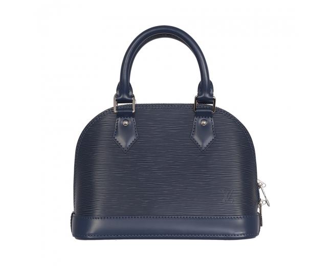 Louis Vuitton Bolso Alma BB Azul