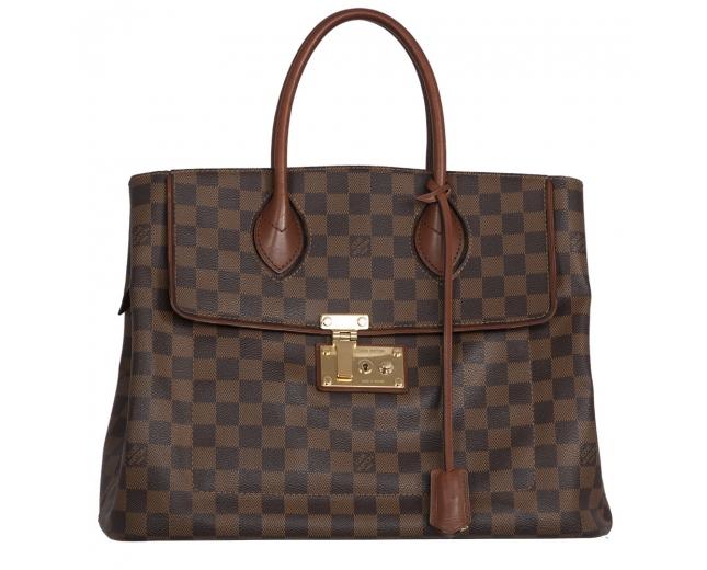 Louis Vuitton Bolso Ascot Damier Ebene
