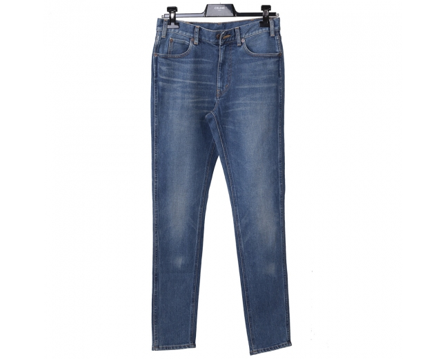 Celine Jeans Slims Union Wash T 27