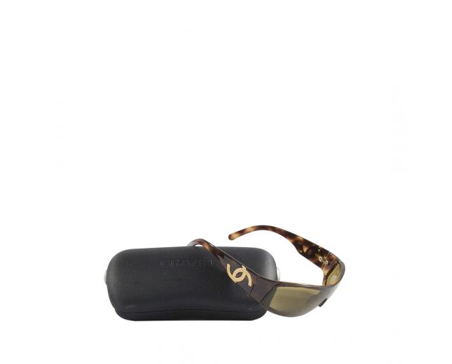 Chanel Gafas de sol Marrones
