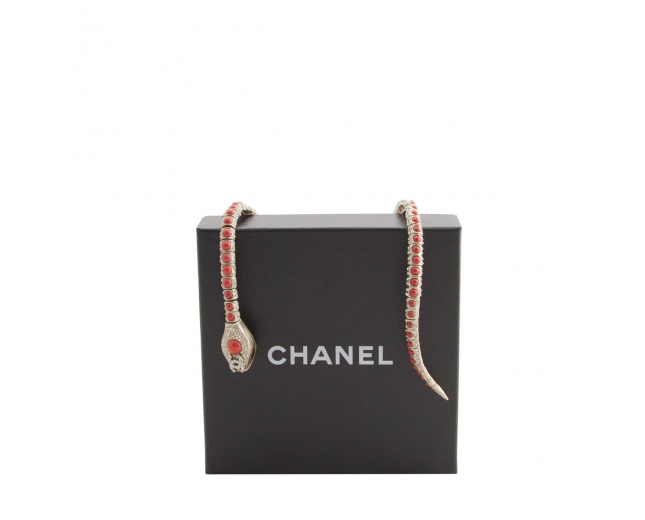 Chanel Collar Serpiente