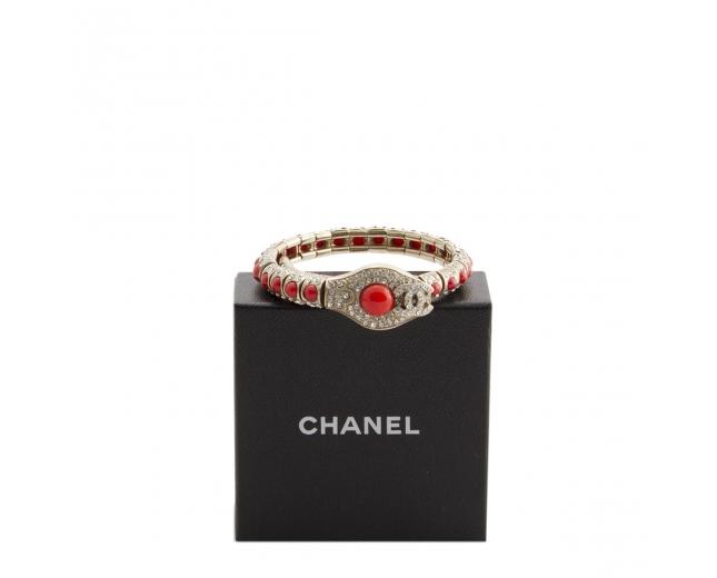 Chanel Pulsera Serpiente