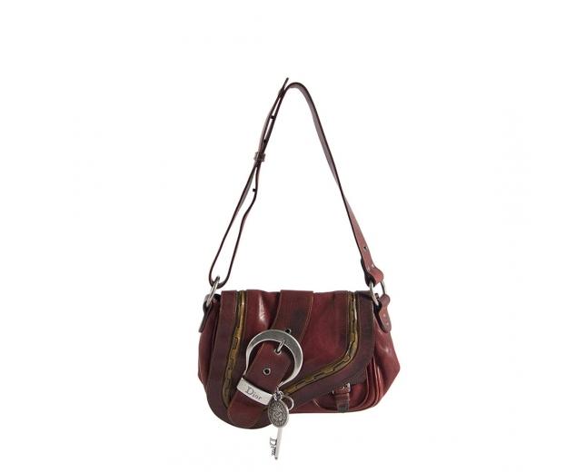 Dior Mini Gaucho Rojo
