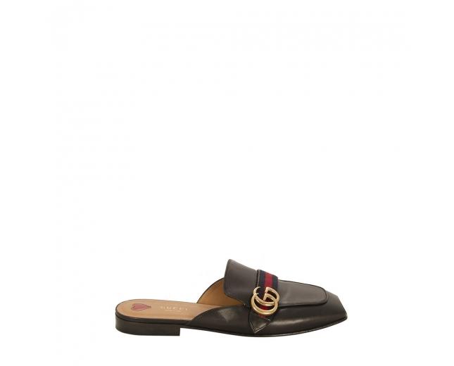 Gucci Slipper Negro T 39