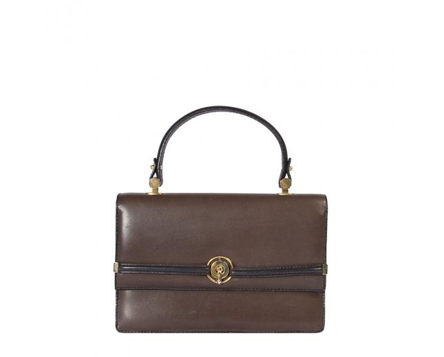 Loewe Bolso Marrón Vintage