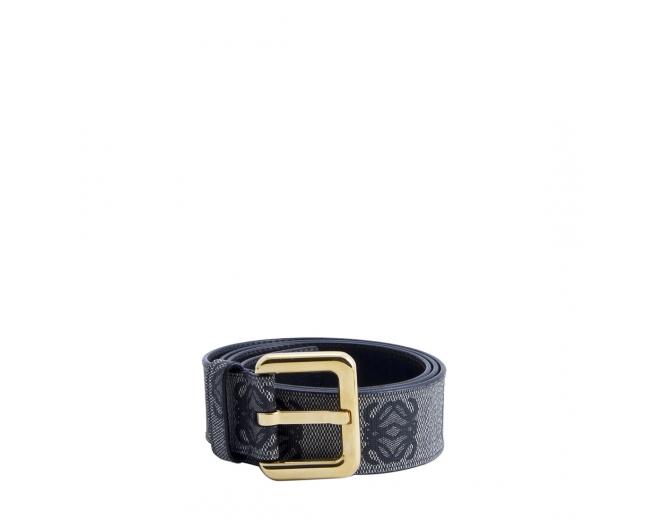 Loewe Cinturón Anagram negroT 85
