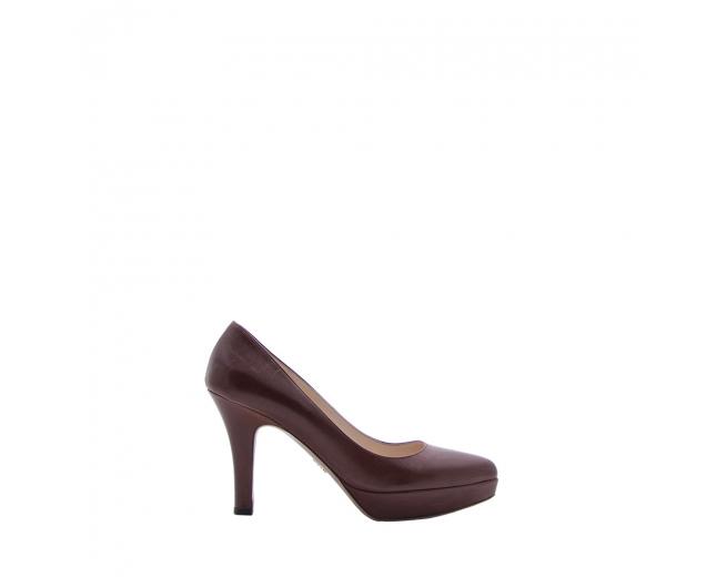 Prada Zapatos Chestnut T 39.5