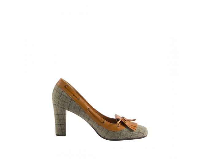 Ralph Lauren Zapatos Tartan T 39,5