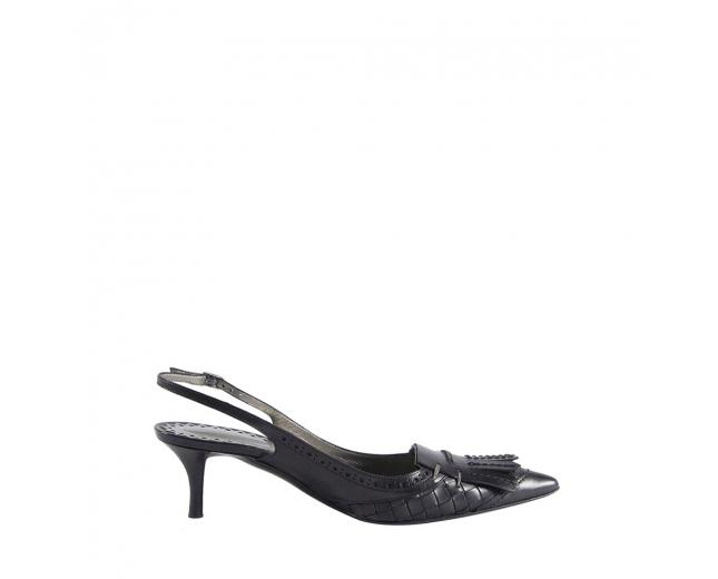 Bottega Veneta Zapatos Negros T 37.5