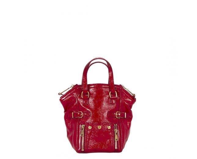 YSL Downtown Mini Rojo