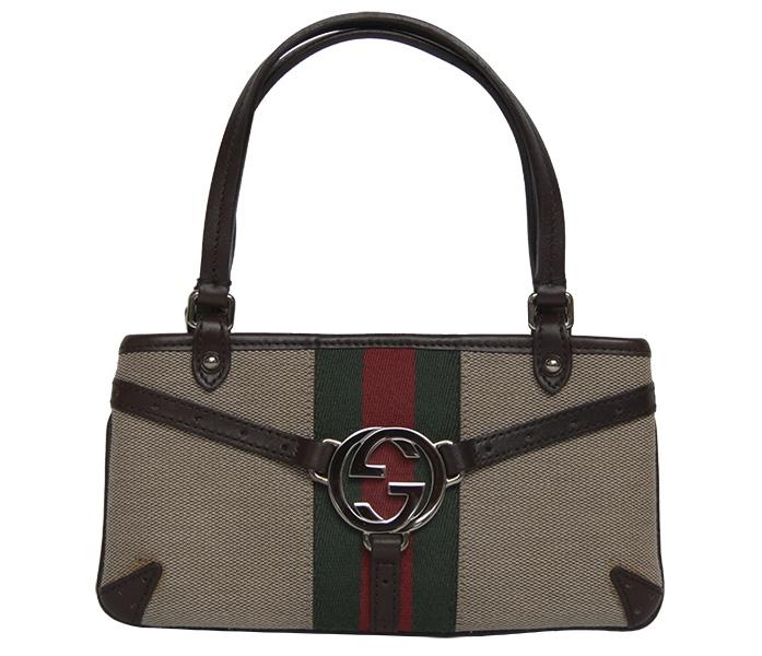 b64afce76 Gucci Mini Pochette Tribanda - Tienda de Bolsos de Marca online