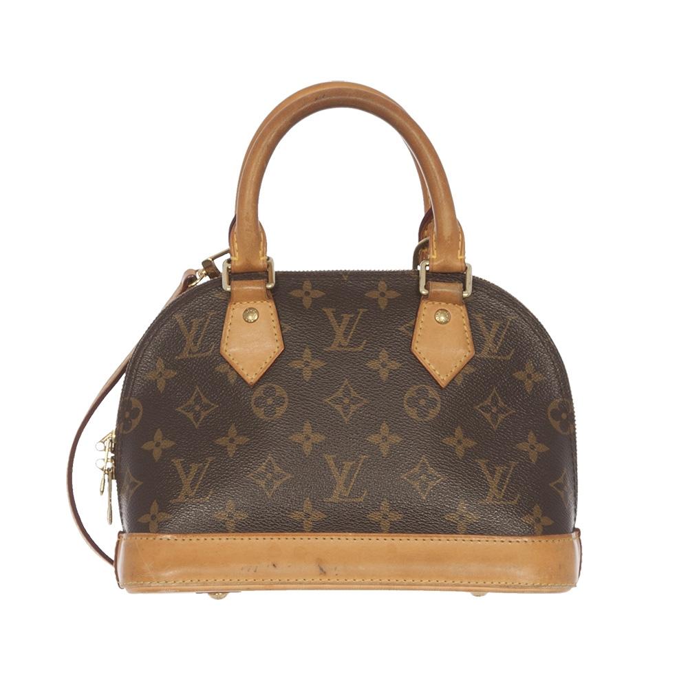 Bolso Louis Vuitton Bolso Alma Bb Monogram Tienda De Bolsos De Marca Online