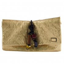 LV Clutch African Queen