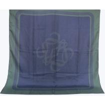 Loewe pañuelo azul y verde