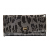 D&G Cartera Billetera Gris
