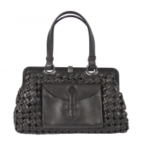 Bottega Veneta Intreciatto Negro