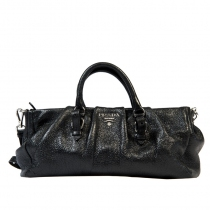 Prada Vitello Shine Negro