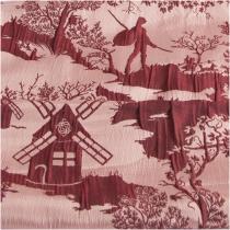 Loewe Pañuelo Seda Don Quijote
