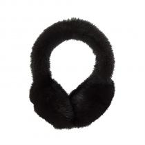 LV EarMuffs Visón Negro
