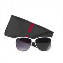 Gucci gafas de sol blancas