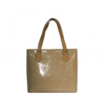 LV Houston Vernis Beige