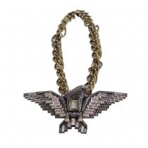 Lanvin Collar Wing Pendant