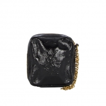 Ysl Mini Clutch Belle de Jour Negro