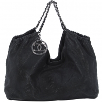 Chanel Coco Cabas Distressed