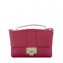 Jimmy Choo Bolso Rebel Fucsia