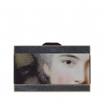 Anya Hindmarch Clutch Duchess Lady