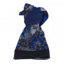 Erdem Pañuelo Pelham Crescent Azul