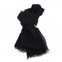 Chanel Pañuelo Modal y Cashmire Negro