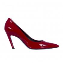 Balenciaga Zapatos Salón Charol Rojo T40