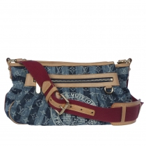 LV Denim Cruise Raye MM