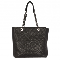 Chanel Bolso Shopping Negro