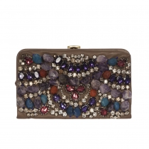 Etro Clutch Joya Multicolor