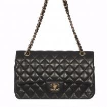 Chanel 2.55 Classic Negro