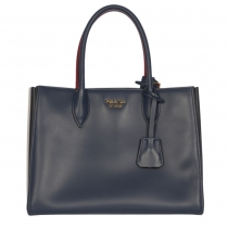 Prada Soft Biblioteque Medium Colorblock