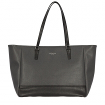 Coach Shopping Gris y Negro