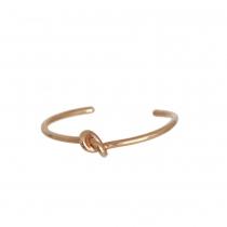 Celine Pulsera Extrafina Knot Oro Rosa