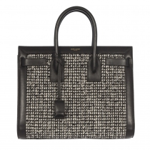 Saint Laurent Sac de Jour Tweed