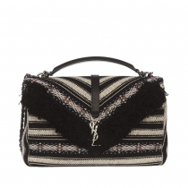 Saint Laurent Bolso College Bereber