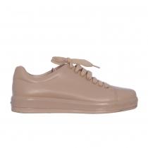 Prada Sneakers Piel Rosa T 40,5