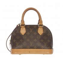 Louis Vuitton Bolso Alma BB Monogram