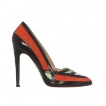 Aperlai Zapatos Salón Mondrian T 37