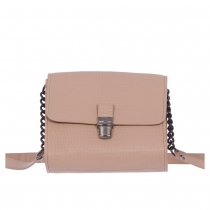 Longchamp Bolso Crossbody Rosa